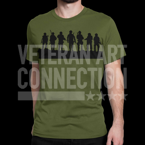 3-Army-Green